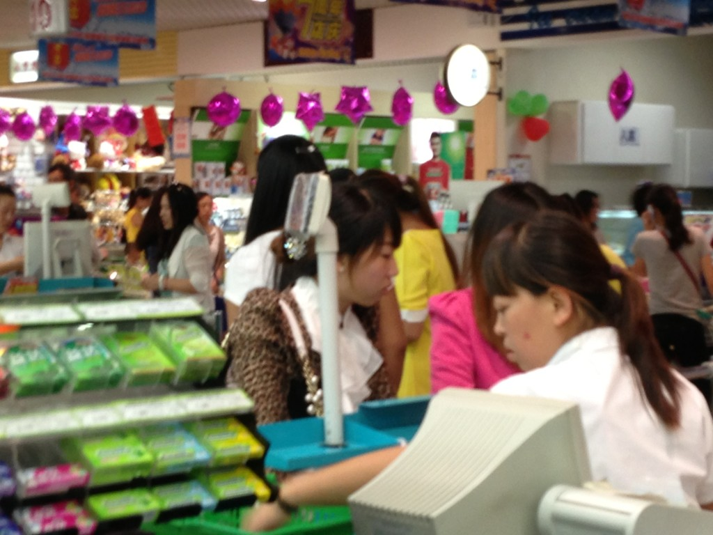 Chinese shoppers are discriminating about price and quality.
