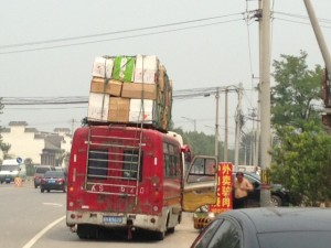 Logistics is cheap but safety can be compromised.