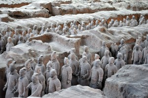 Xi Jinping was born in Shaanxi Province, home to Xi'an and the Terracotta Warriors.