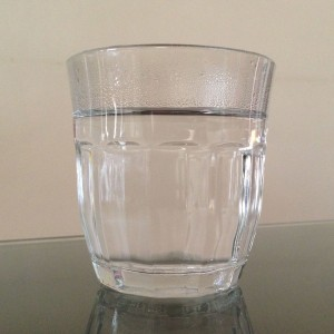 To enhance absorption the Chinese never add ice to their drinks.  The most common drink in winter is plain warm water.  It is actually very soothing.