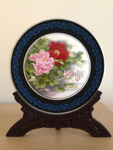 China's is a gift-giving culture.  This gift was given to me by the local government - at Christmas time.