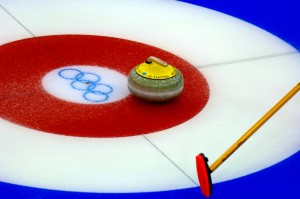 The China men's curling team made it to the bronze medal game - the country's best finish ever.