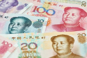 China's currency, the renminbi, literally means 'The People's Money.'