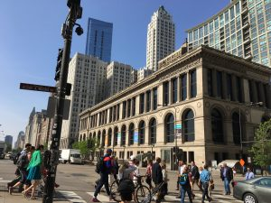 On the surface, Chicago and Beijing aren't all that different. Glass towers and people everywhere. Chicago, however, retains a significant amount of famous historical architecture. That is largely gone from the mega-cities of China.